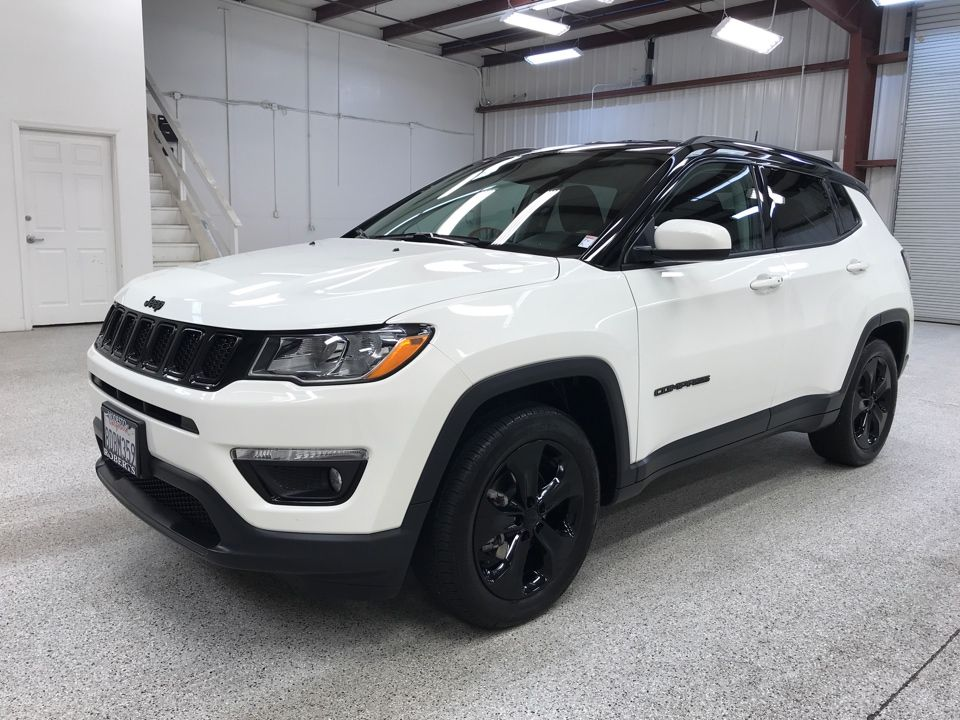 2018 Jeep Compass Altitude Sport Utility 4D in 2020 Jeep