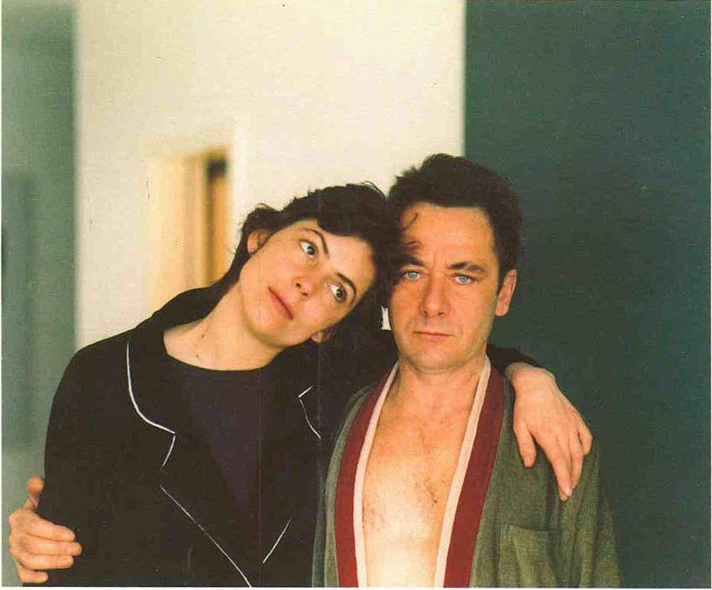 Isa Genzken and Gerhard Richter, 1987