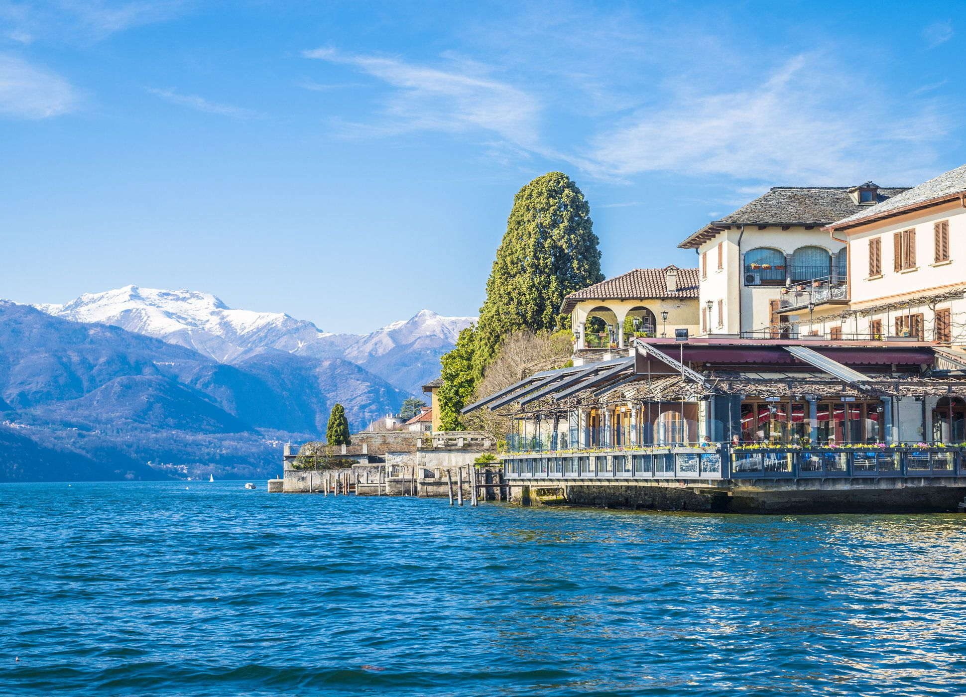 The Beautiful Italian Lakes Americans Don't Visit Enough | Italian lakes,  Northern italy, Places to go
