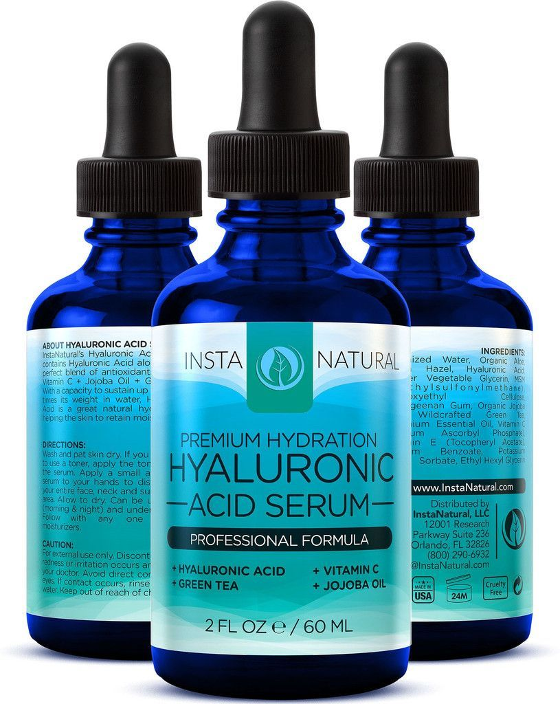 Hyaluronic acid serum homemadewrinklecreams beauty pinterest