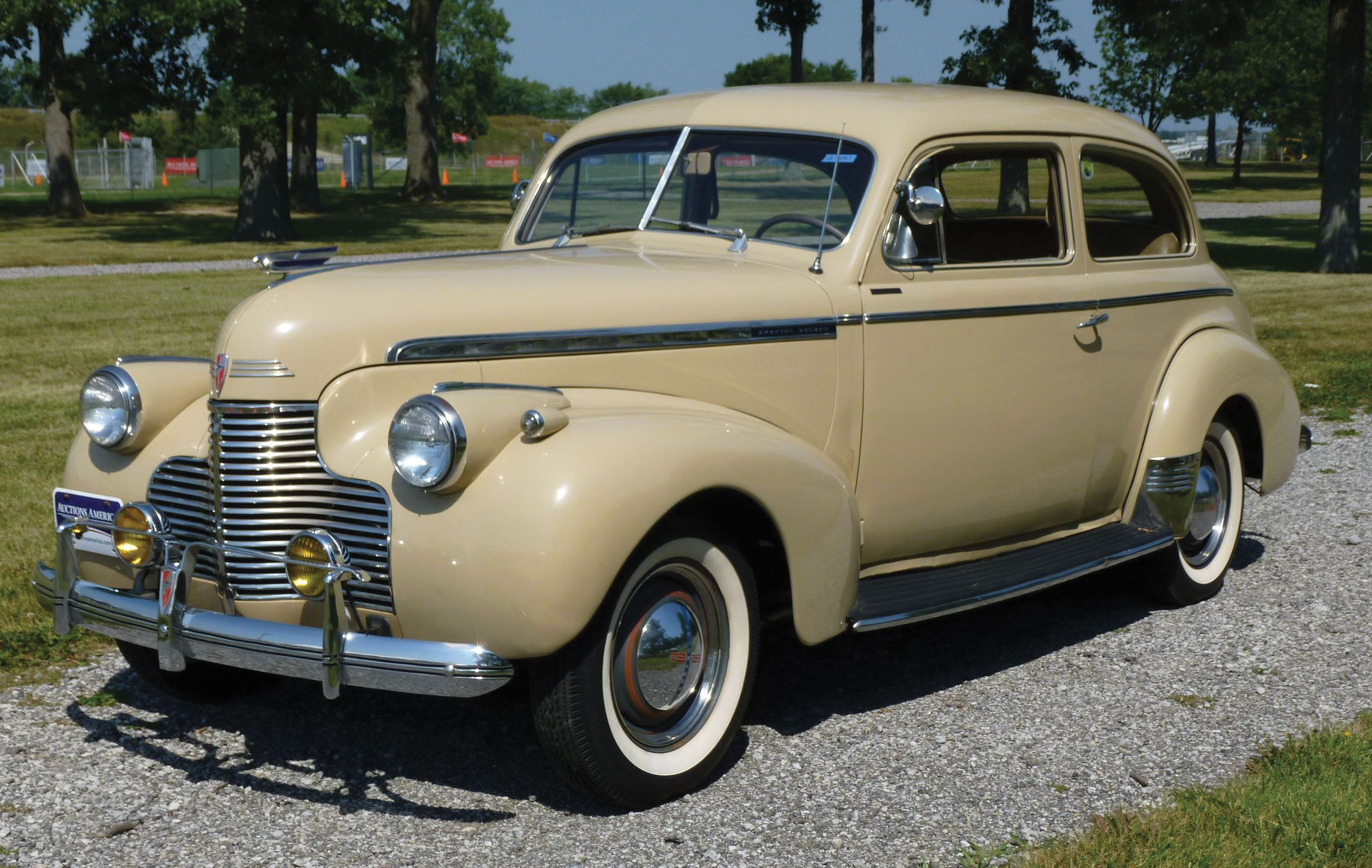 1940 Chevrolet Special Deluxe Town Sedan | Cars of My Life ...