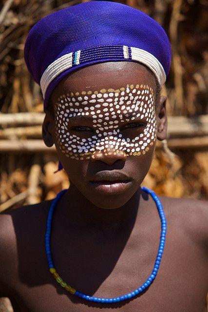 Arbore Tribe, Lower Omo Valley, Ethiopia