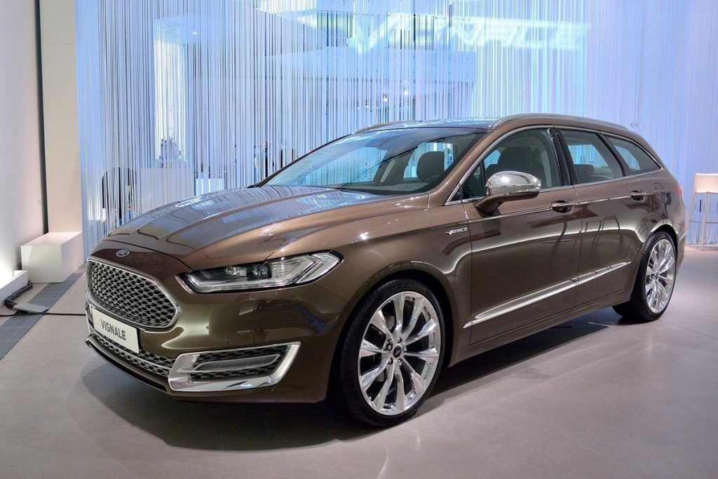 New 2019 Ford Mondeo Vignale Reviews Release Car 2019