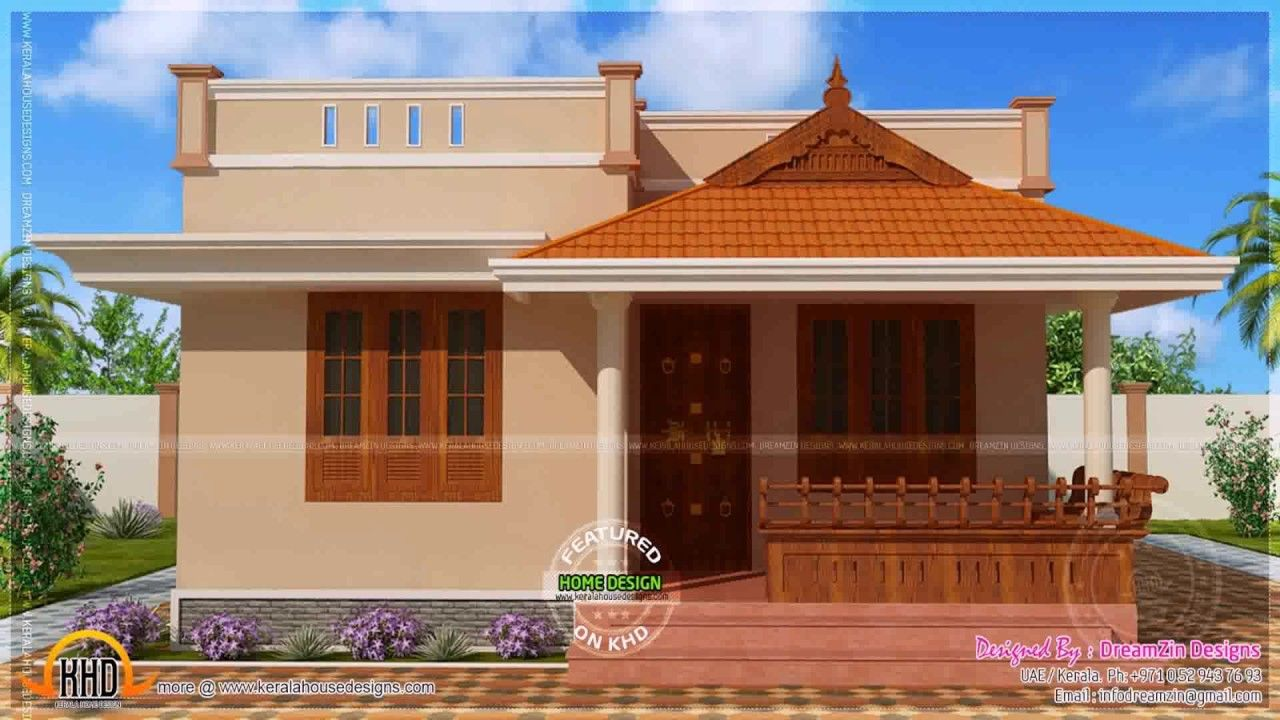 Best 10 Small House Plans Ideas Village House Design Kerala