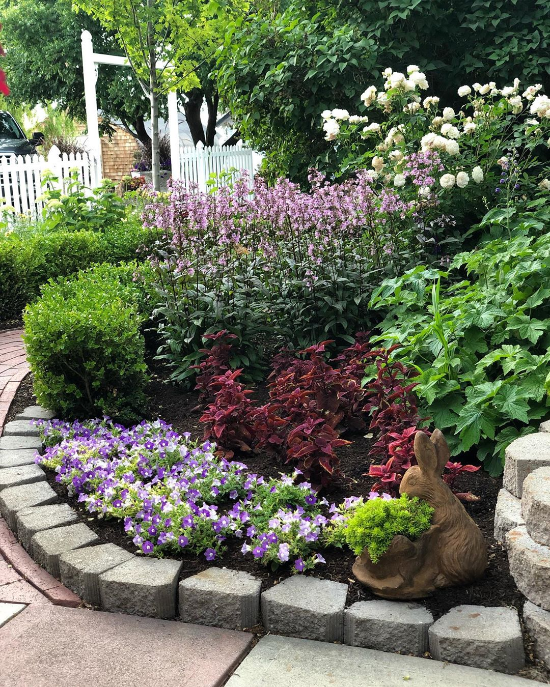 The Layers Are Starting To Fill In Garden Ideas To Make