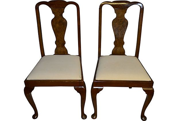 Identify Antique Wooden Dining Chairs