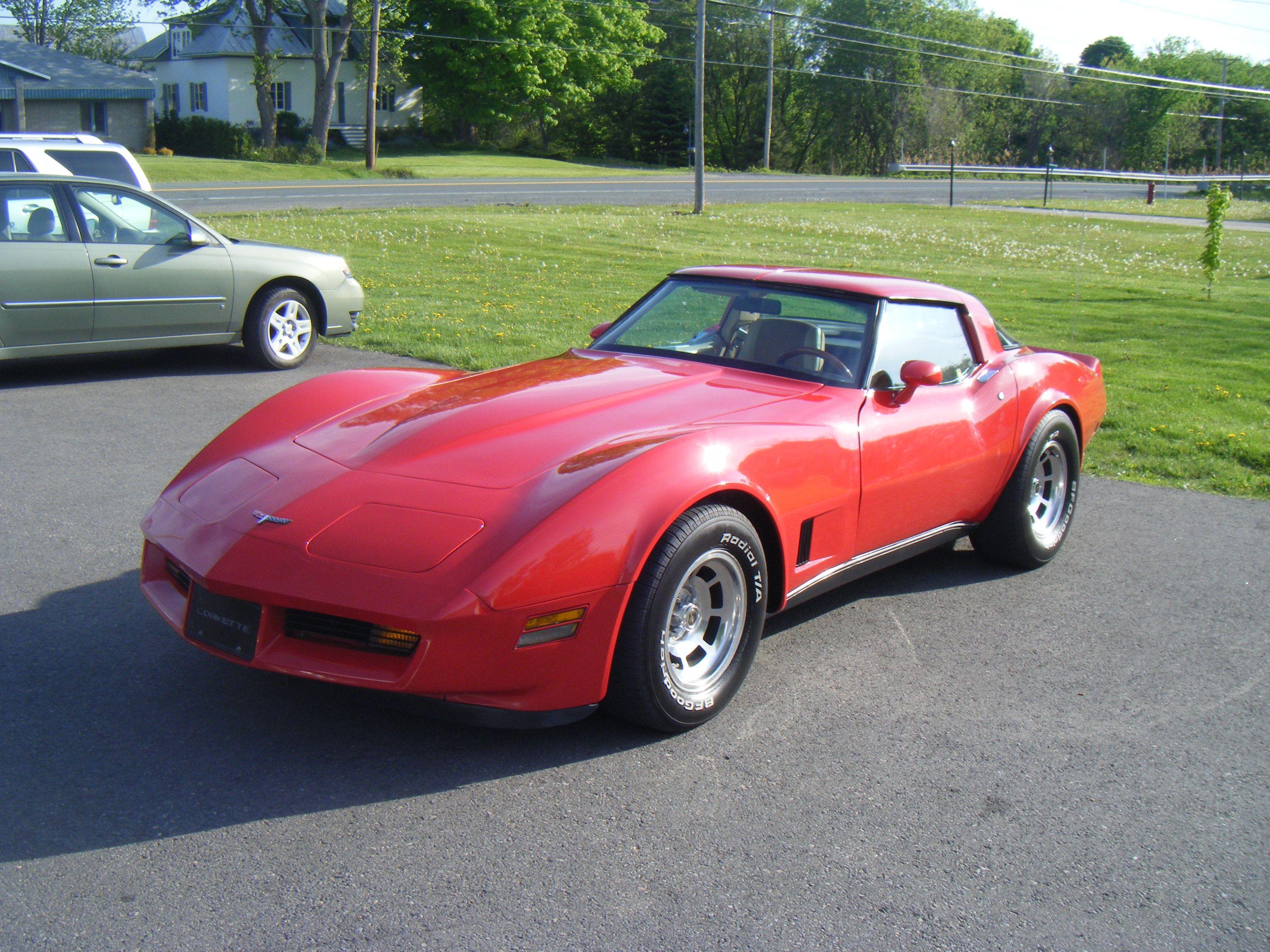 1980 Corvette Maintenance/restoration of old/vintage vehicles: the