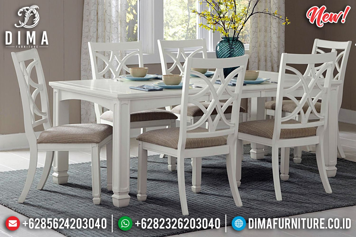 44+ White dining room table and 6 chairs Best Choice