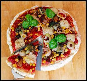 Die Cupcake Lady - Vegan, New & Creative Baking and Cooking: Rezept vom 30.08.2015: Dicke American Pan Pizza mit Homemade Mozzarella (Vegan)
