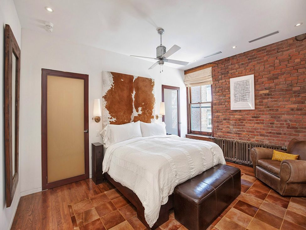 master bedroom private dressing room Wood & Brick Add Traditional ...