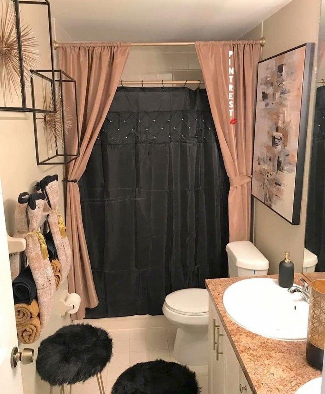 bathroom shower curtain ideas pinterest