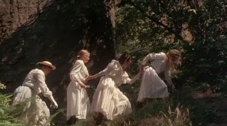 Picnic at Hanging Rock (1975) dvd movie cover