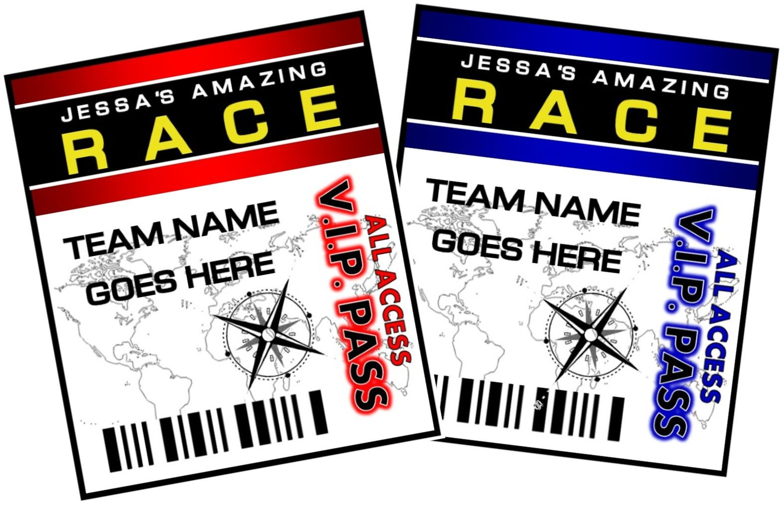 Amazing race ideas - Amazing Race Party Supplies And Invitations
