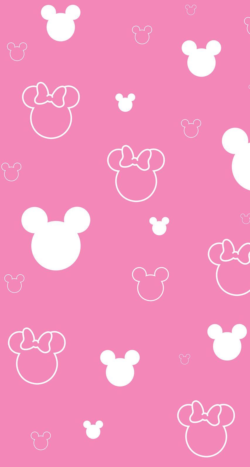 ミッキー ミニー Mickey Mouse Wallpaper Cute Disney Wallpaper