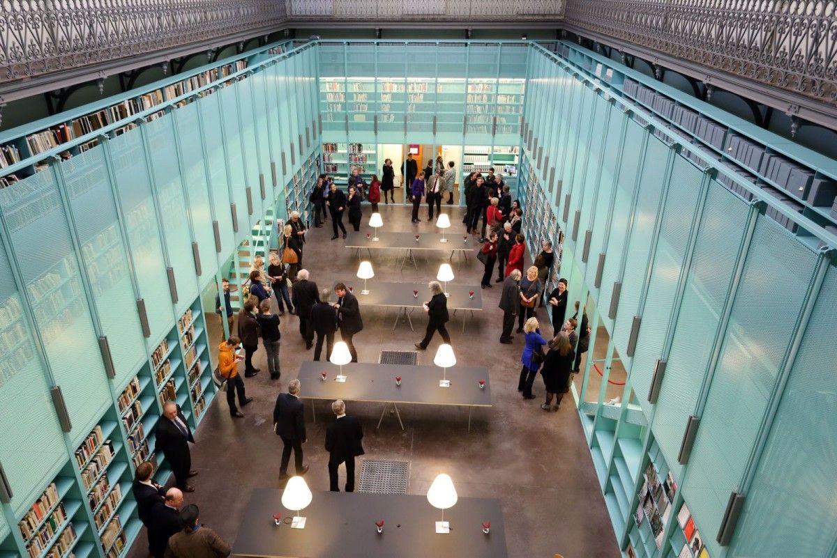 Opening bibliotheek faculteit Ingenieurswetenschappen en Architectuur