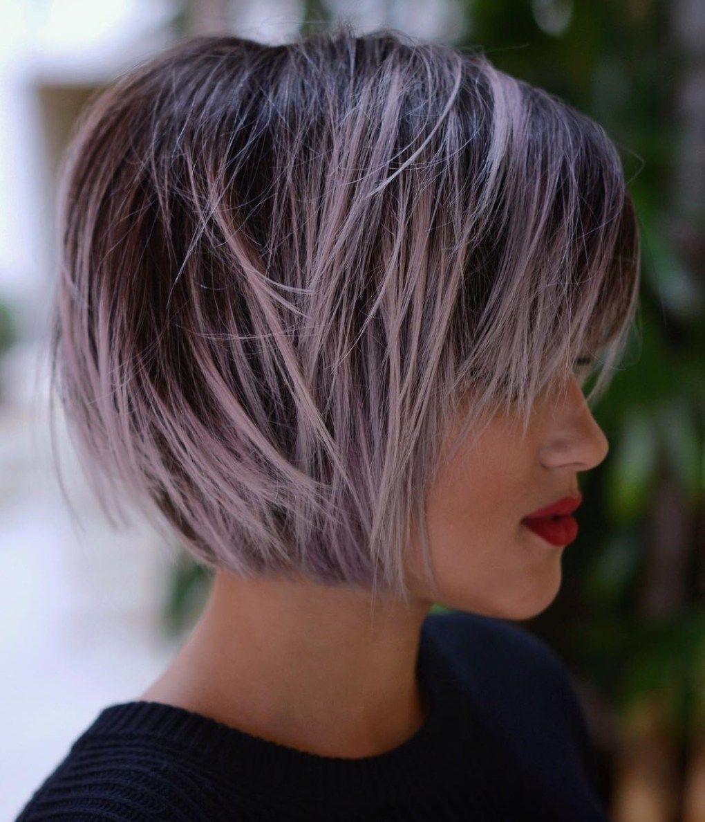 50 Classy Short Bob Haircuts and Hairstyles with B