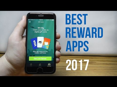 Best Apps to Earn Rewards on your iPhone in 2017 (New