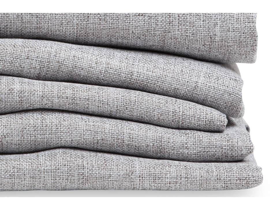 rideau thermique rideaux rideaux gris