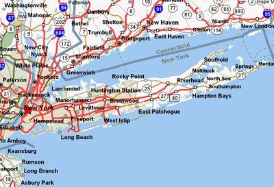 Huntington New York Map.Long Island S North Fork Maps In 2019 Long Island New York