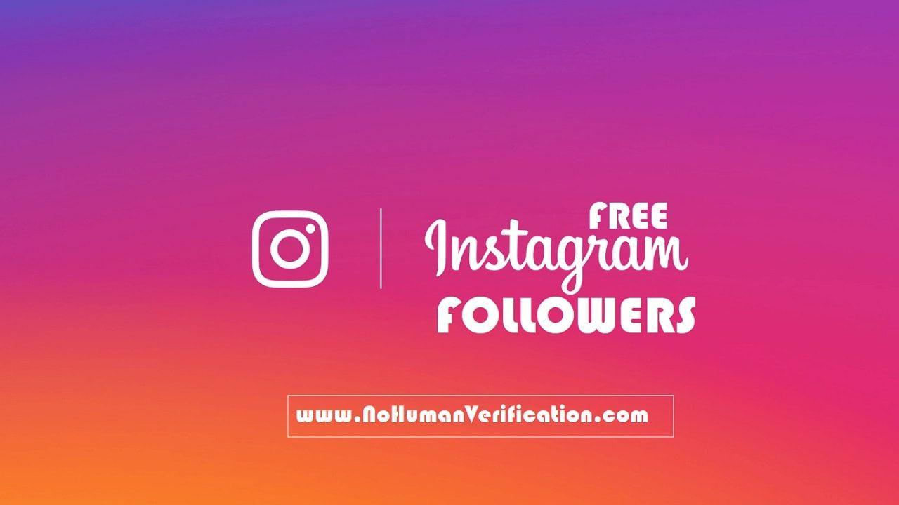 GET INSTAGRAM Followers Generator Download Free Unlimited Instagram  Followers Gene… in 2020 | Get instagram followers, More followers on  instagram, Gain instagram followers