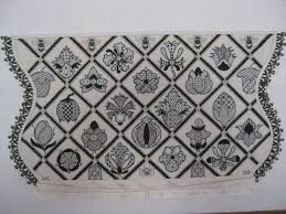 Image result for Blackwork embroidery shading
