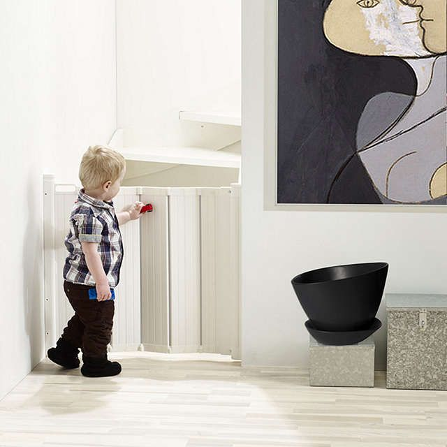 Buybabydan Guard Me Fold Baby Gate Online At Johnlewis Com Home