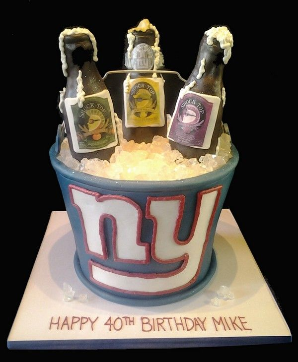 24 Birthday Cakes For Men Of Different Ages With Images