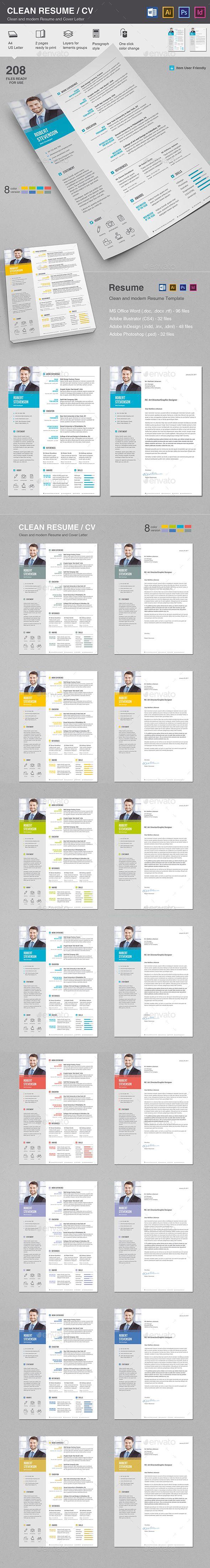 Resume/CV   Plantilla cv, Portafolio y Plantas