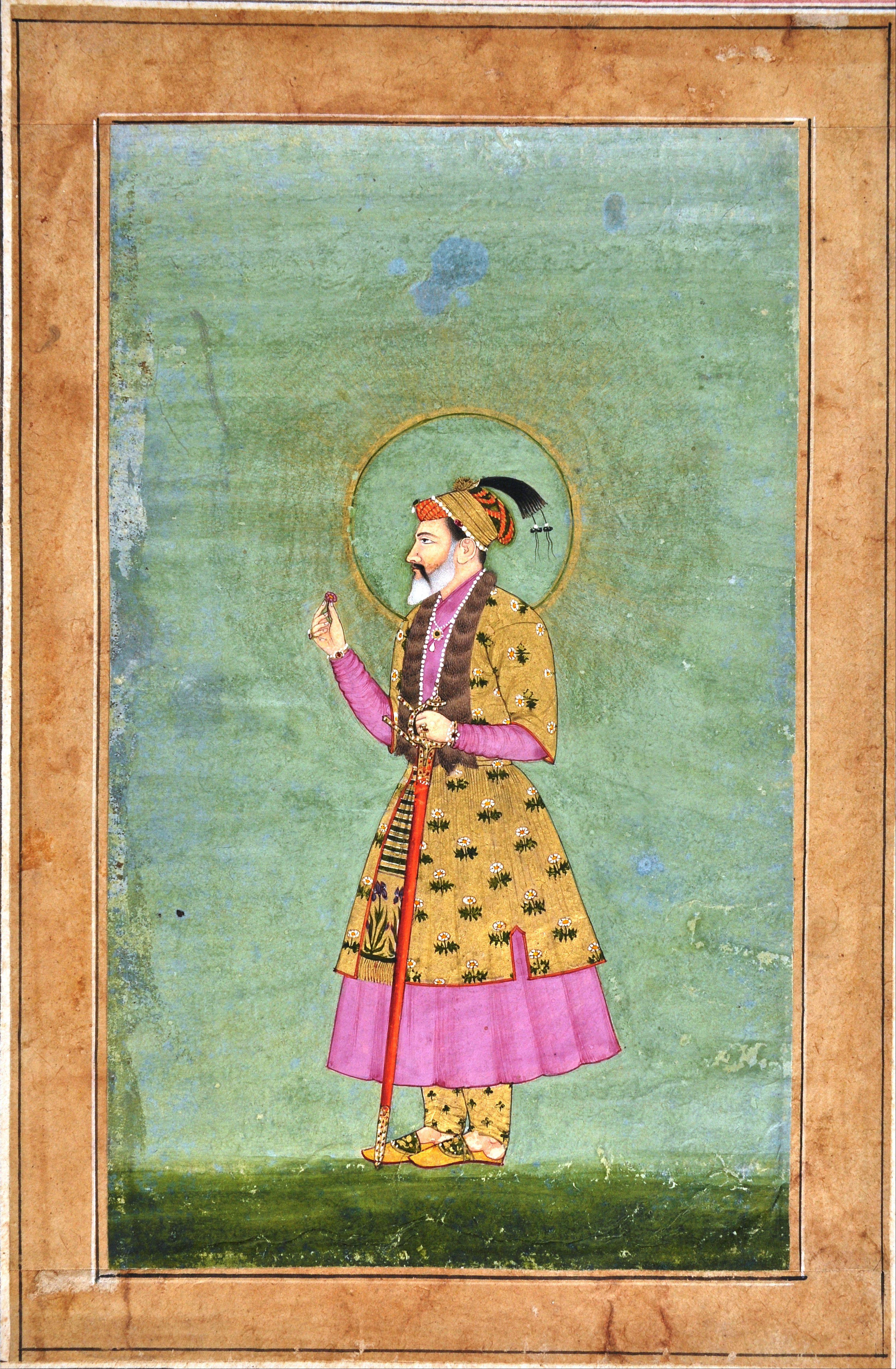 Mughal Empire Art