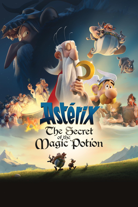 Ver Hd Asterix The Secret Of The Magic Potion Pelicula Completa