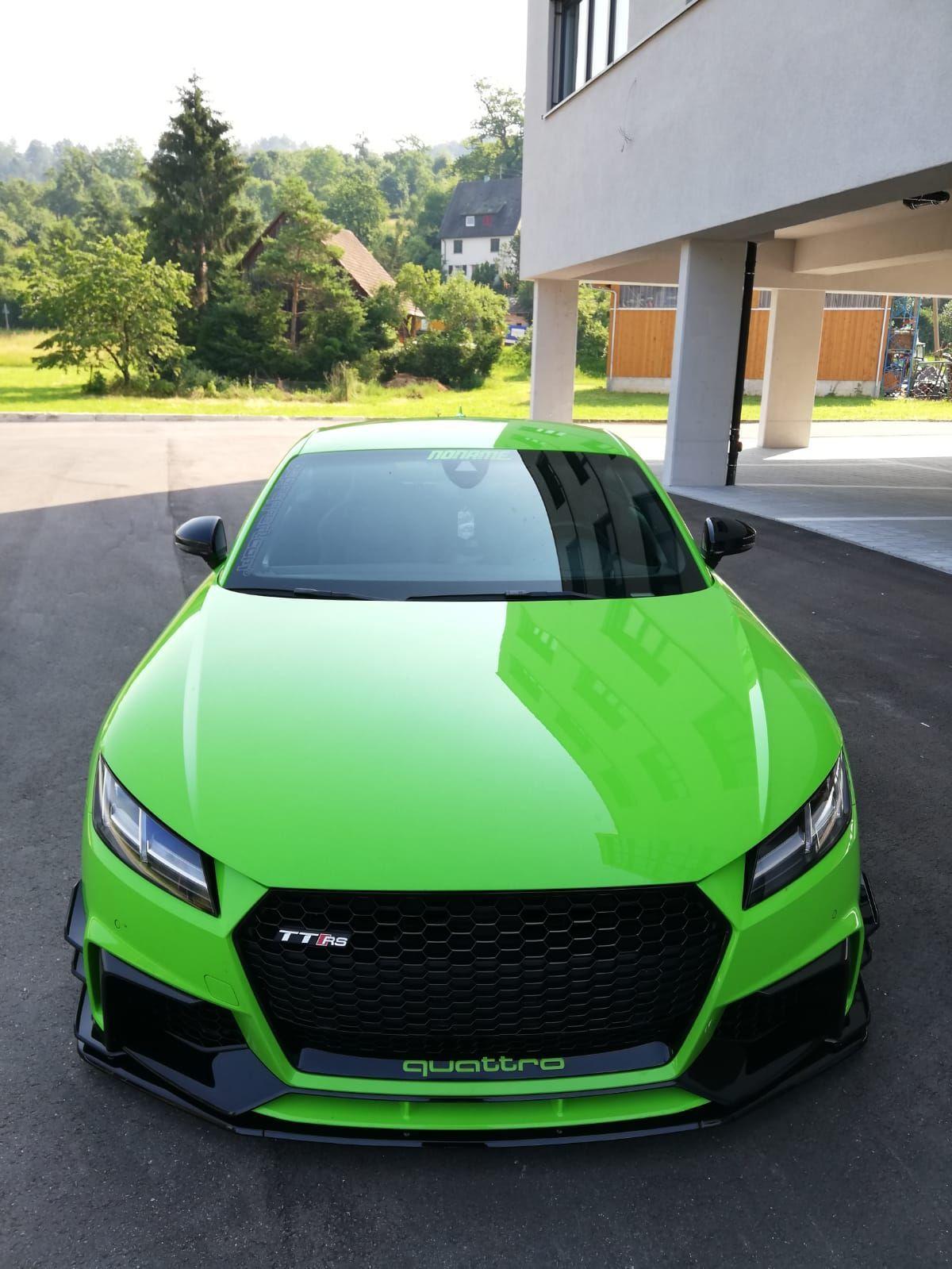 Audi TT RS #audi #ttrs #rs #audittrs #12453 #fivepot #quattro #leagueofperformance #fourrings #vorsprungdurchtechnik