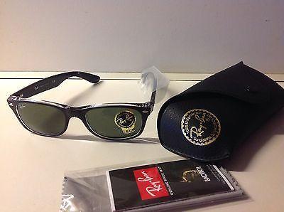 ray ban 'rb2132' new wayfarer 6052 sunglasses