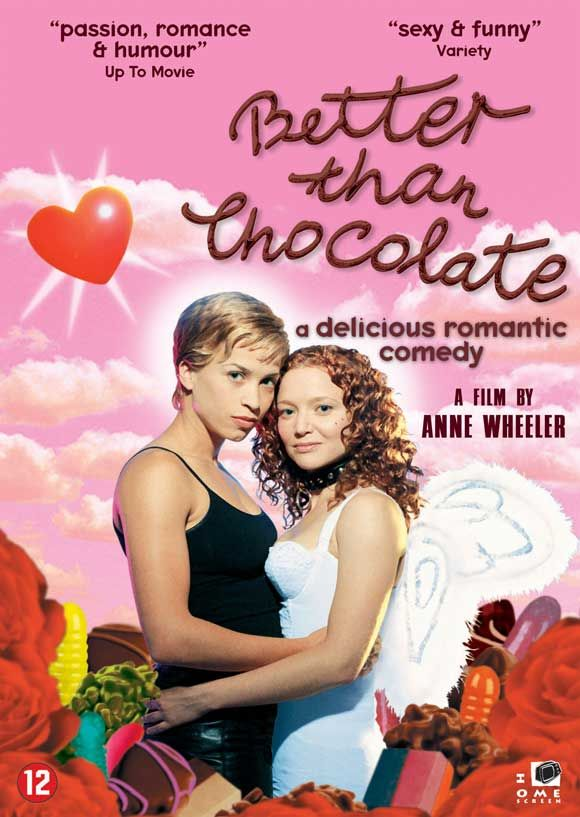 Better than chocolate movie clips lesbian love scene