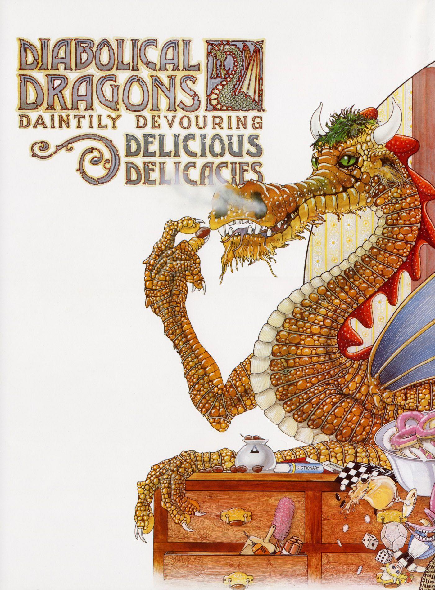 Dbs Graeme Base Animalia D Lhs Jpg 1401 1903 Dragon Dreaming Dragon Art Dragon Images