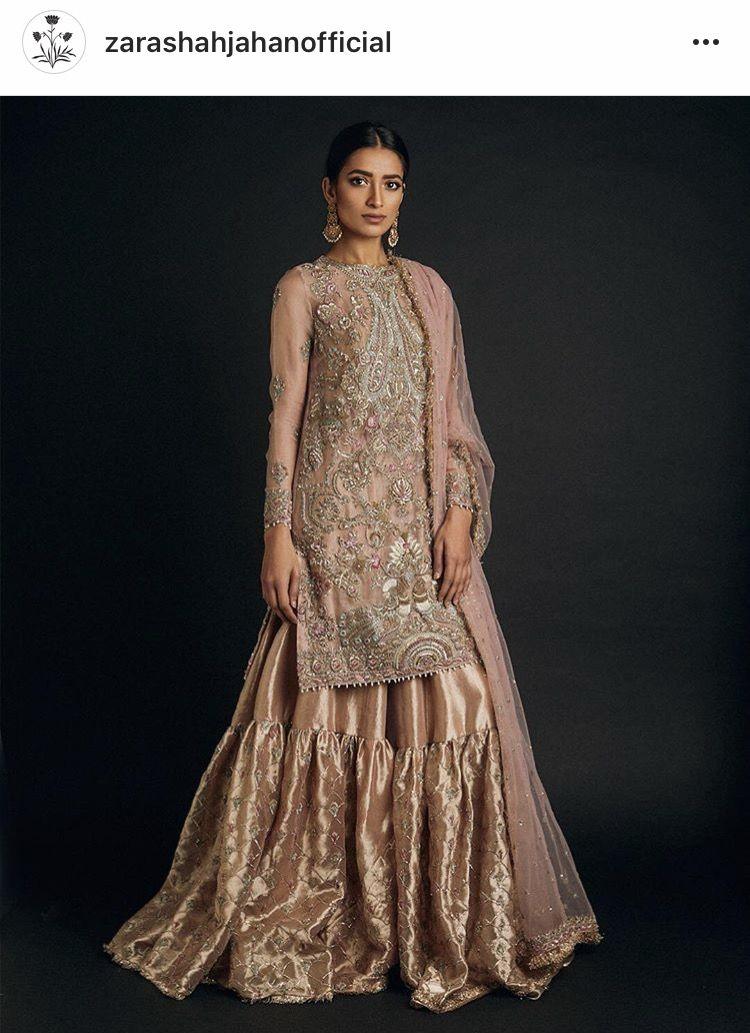 f178692661 Zara shahjahan WOW | Pakistani valima brides in 2019 | Pakistani ...