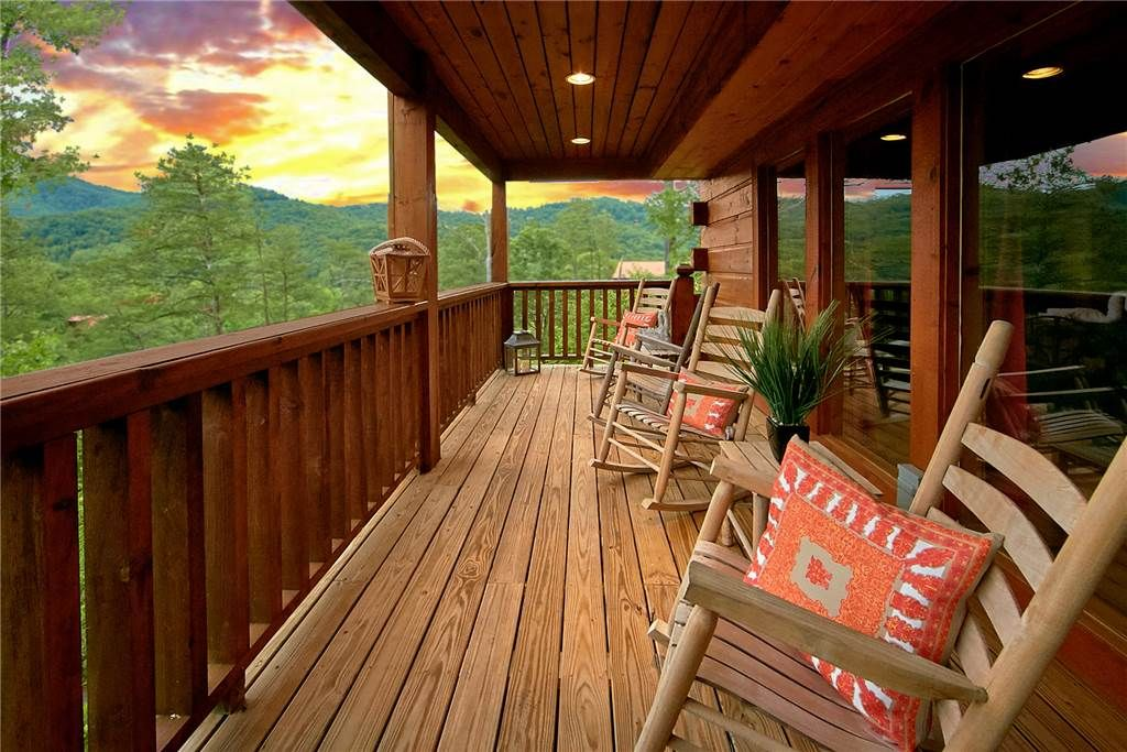 We Know You Will Love These 5 Amenities at Our Cabins in