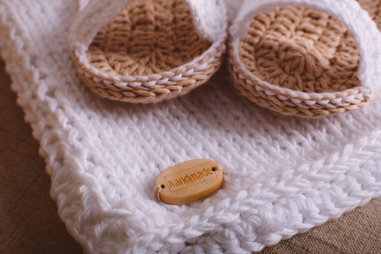 Detalles que hacen la diferencia #handmade #hechoamano #bebé #baby #newborn #crochet #ganchillo #tejidos