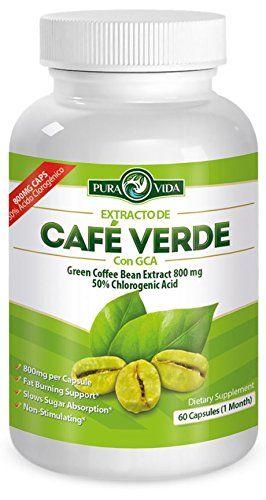 Extracto De Café Verde Con Gca Green Coffee Bean Extract With Gca New Formula New Bottle You Green Coffee Green Coffee Bean Green Coffee Bean Extract