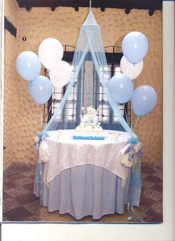 Image detail for ideas de decoracion para tu baby shower for Decoracion casa shower