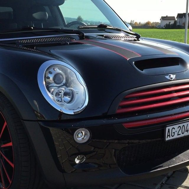 The Mini Cooper Is Simply More Fun As A Convertible: #mini #coopers #r53 #minicoopers (With Images)