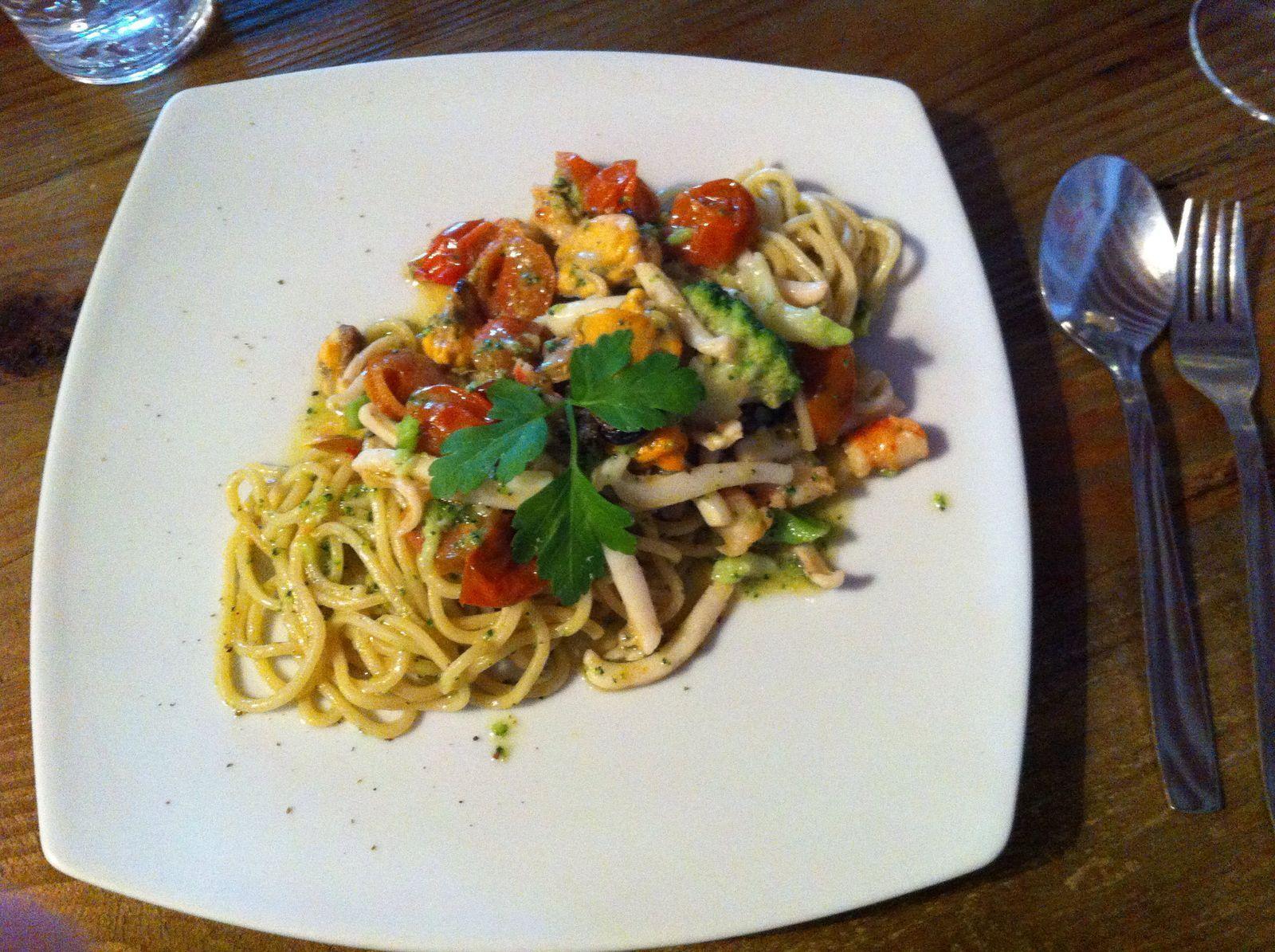 spaghetti frutti di mare ein amp quot gedicht amp quot spaghetti