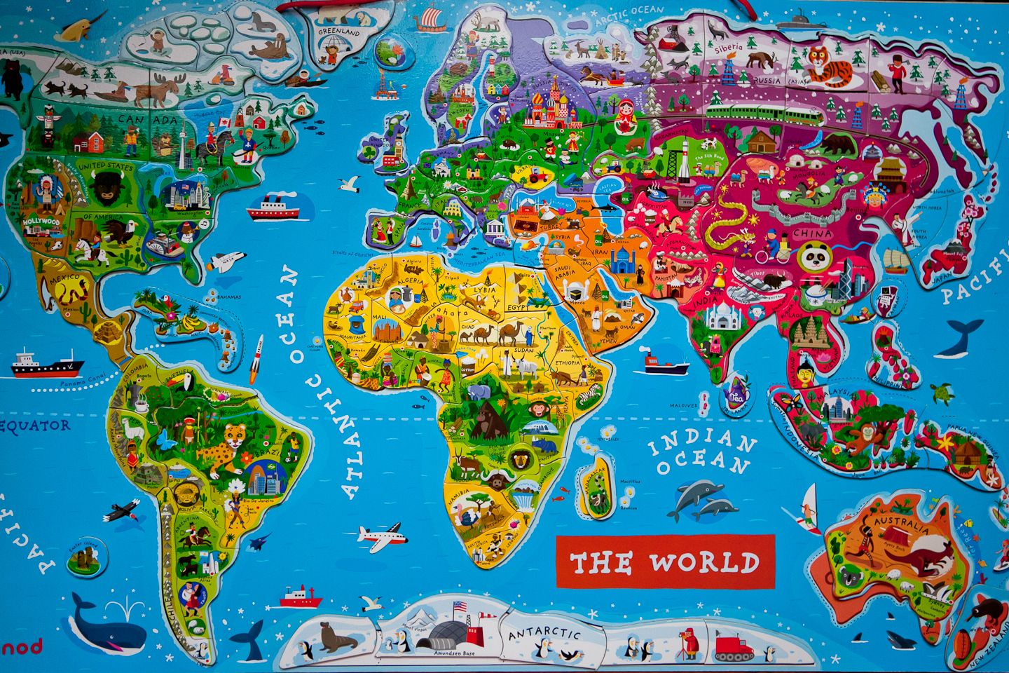 Janod magnetic world map so going to get this for her hope for janod magnetic world map so going to get this for her hope for christmas gumiabroncs Gallery