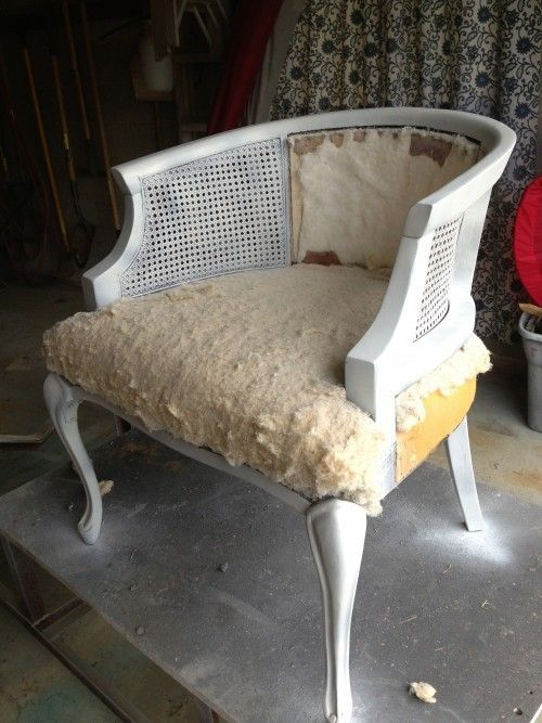Captivating DIY: How To Refinish U0026 Reupholster A Chair  Cane Chair Pt. 2 | Furniture  Makeovers | Pinterest | Cane Furniture And Upholstery