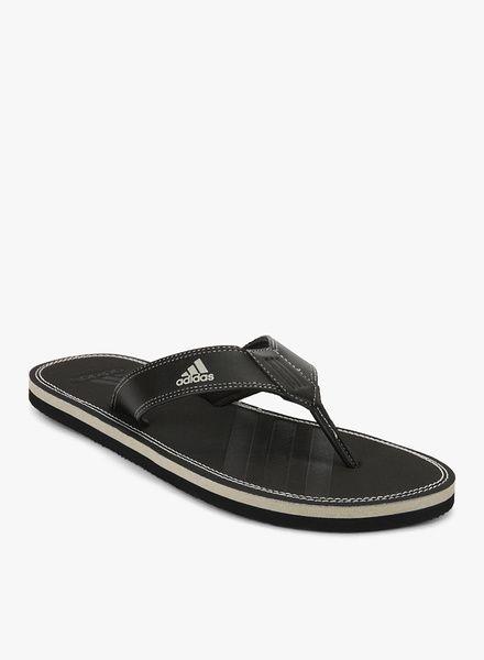 1b9214670 Buy Adidas Brizo 4 Black Slippers for Men Online India