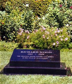 Richard Milhous Nixon (1913 - 1994)