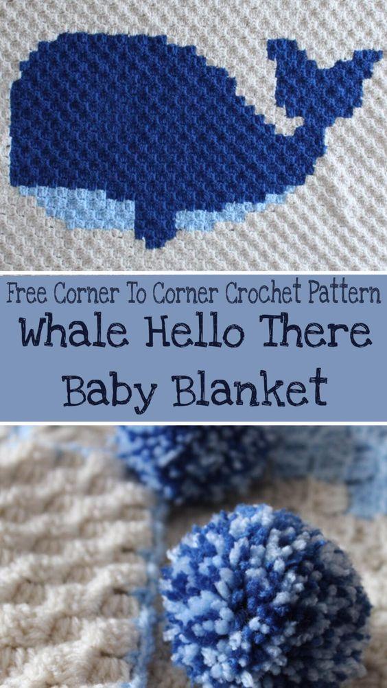 Free Corner To Corner Crochet \