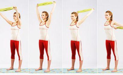 Упражнение для растяжки плечевого сустава есть ли взаимосвязь между болезнью суставов и кишечника