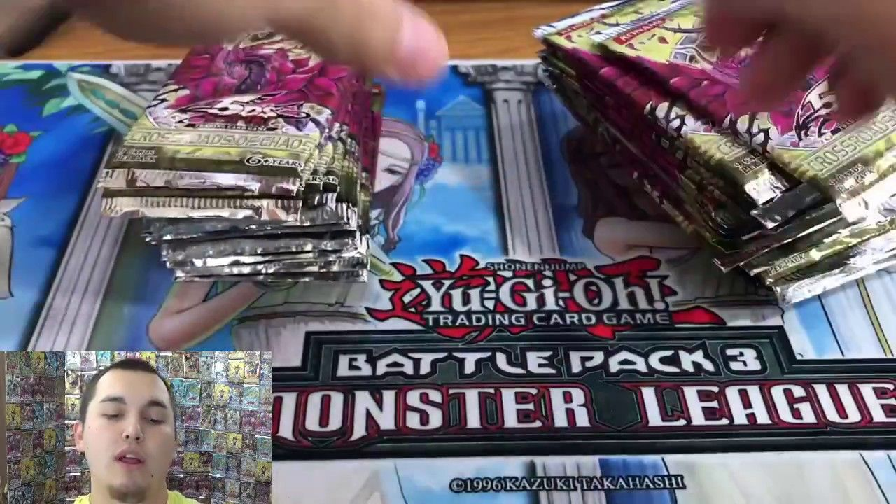 Yugioh Cross Roads of Chaos 30 pack opening! 14 holos WOW