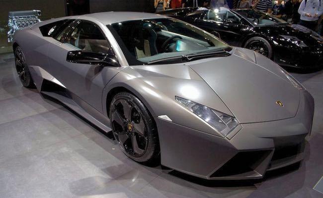 Lamborghini Reventon Is Listed Or Ranked 8 On The List Full List