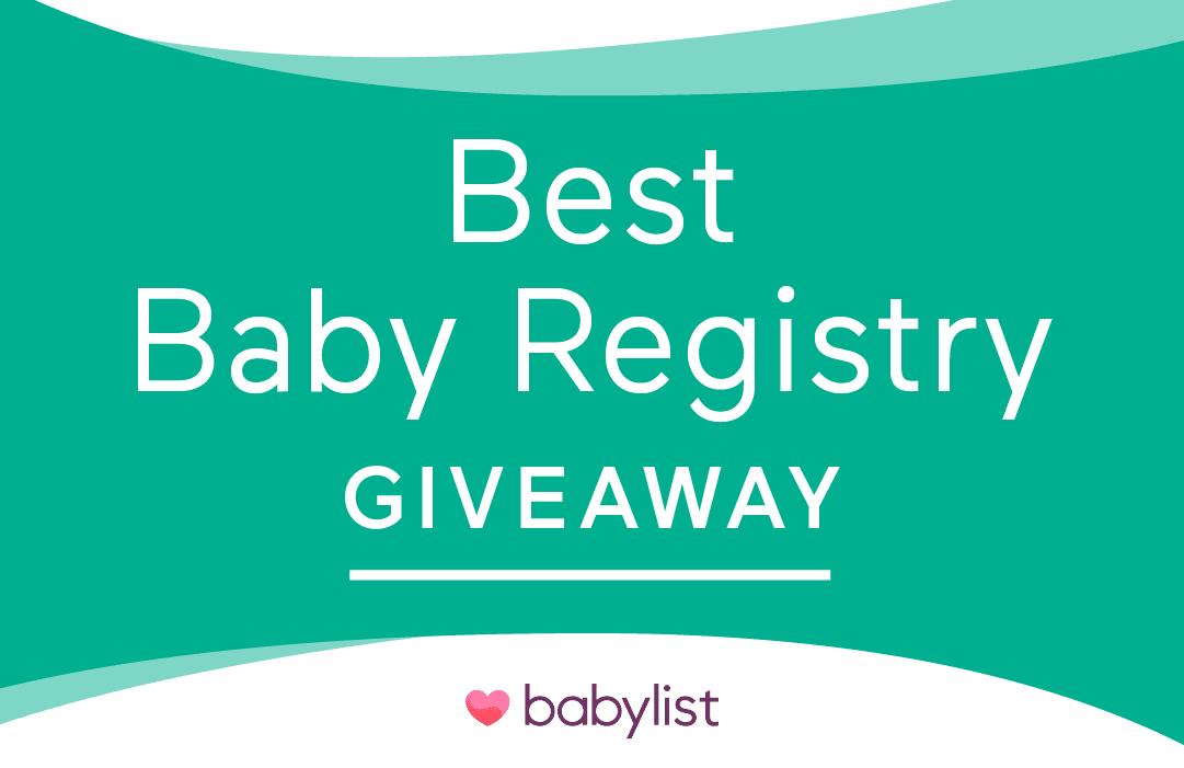 Best Baby Registry Giveaway | Best baby registry, Baby ...